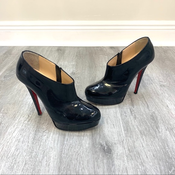 """Christian Louboutin Shoes - CHRISTIAN LOUBOUTIN """"Moulage"""" booties"""